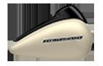 Motocykel Harley-Davidson touring Street Glide Special farba Bonneville Salt Denim
