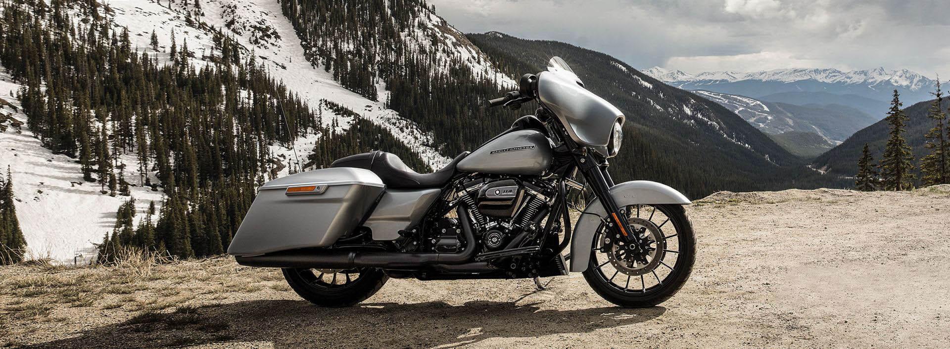 Nové Motocykle Harley-Davidson