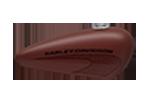 Motocykel Harley-Davidson Street Rod 750 farba Red Iron Denim