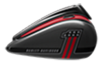 motocykle-harley-davidson-bratislava-cvo-road-glide-fltrxse-farba-Red-Pepper-Magnetic-Grey-With-Black-Hole