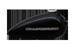Motocykle Harley-Davidson Bratislava Softail Breakout farba Black Tempest