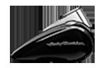 Motocykle Harley-Davidson Bratislava Softail Deluxe farba Vivid Black