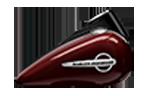 Motocykle Harley-Davidson Bratislava Softail Slim farba Twisted Cherry