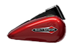 Motocykle Harley-Davidson Bratislava Softail Slim farba Wicked Red