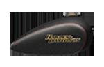 Motocykle Harley-Davidson Bratislava Softail Street Bob farba Industrial Gray Denim / Black Denim