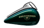 Motocykel Harley-Davidson touring Street Glide farba Hard Candy Chameleon Flake