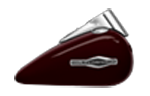 Novinky 2018 Softail Sport Glide Harley-Davidson Bratatislava farba Twisted Cherry