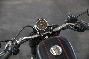 Motocykel Harley-Davidson Sportster Roadster 1200