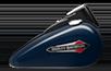 Motocykel Harley-Davidson-Softail-Slim-FLSL-farba-Billiard-Blue