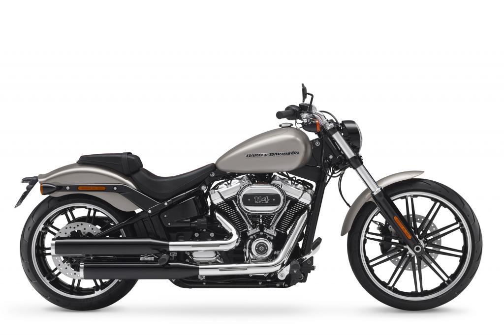 Motocykel Harley-Davidson Softail Breakout 114