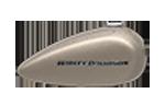 Motocykle Harley-Davidson Bratislava Softail Breakout farba Silver Fortune