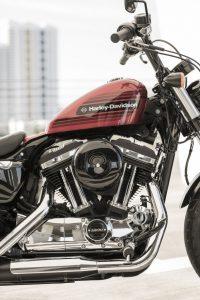 NOVINKA 2018 motocykel Harley-Davidson Sportster Forty Eight Special