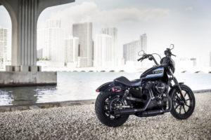 NOVINKA 2018 motocykel Harley-Davidson Sportster Iron 1200